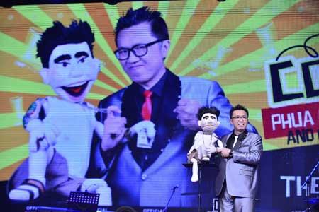Singapore Comedy Show - Joseph Then